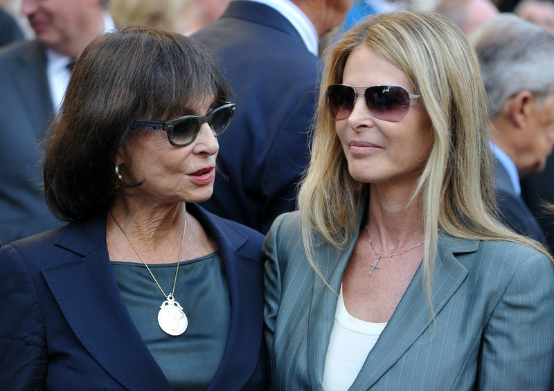 Princess Elizabeth of Yugoslavia and her daughter, actor Catherine Oxenberg, are featured in 'The Vow' on HBO.