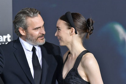 Rooney Mara and Joaquin Phoenix have reportedly welcomed a son named River.