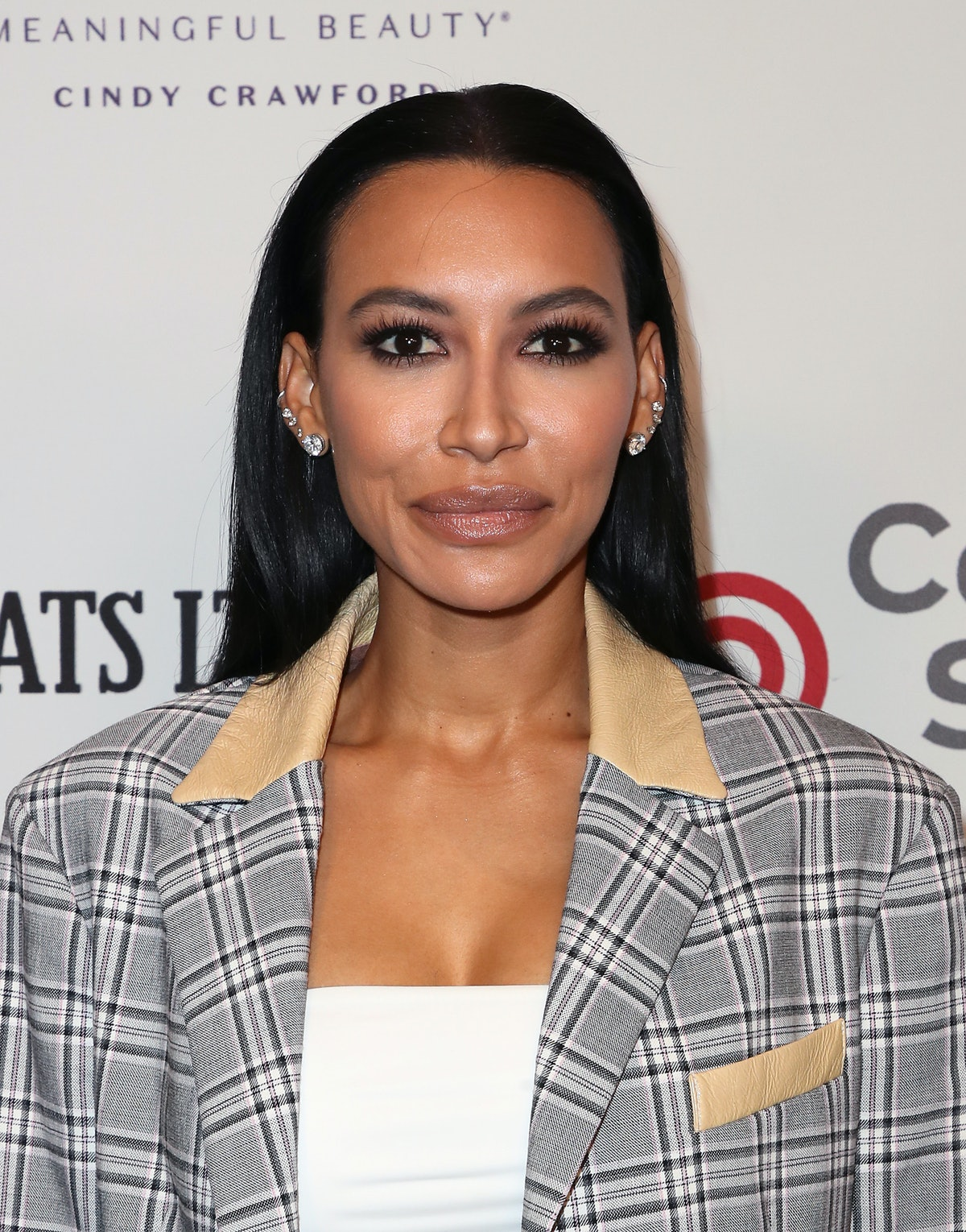 Naya Rivera attends an event for Target.