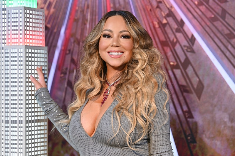 Mariah Carey Wants You To Hear Her Secret '90s Rock Album