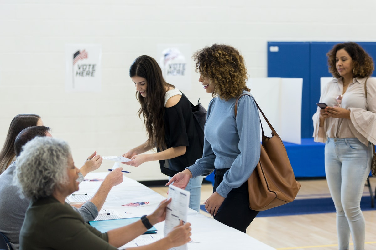 Here's what to know about missing school to vote on Election Day.