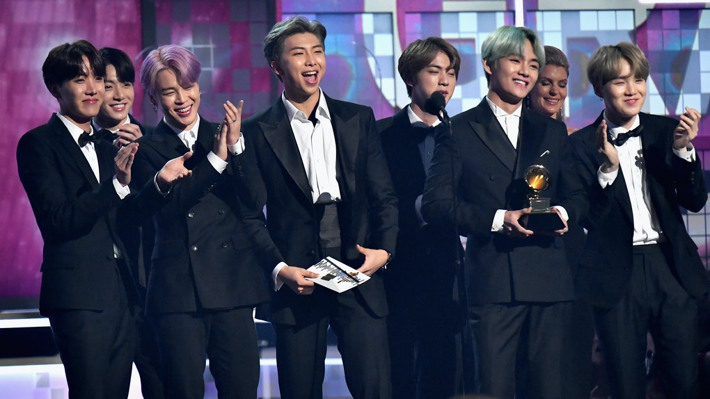 Will BTS Be Nominated For A 2021 Grammy? They're Front-Runners In A Controversial Category