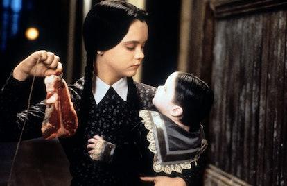 Addams Family Values on Freeform's 31 Nights of Halloween