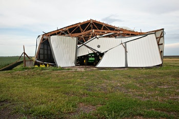 Iowa's recent derecho was devastating, but the connection to climate change is unclear.