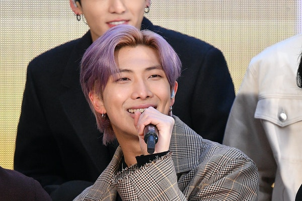 RM attends a live interview.