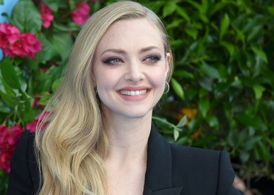 Amanda Seyfried posed a photo from her secret second pregnancy to Instagram shortly after announcing the birth of her son.