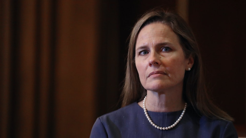 Amy Coney Barrett's views on Roe v. Wade have come under scrutiny since her nomination to the Supreme Court.