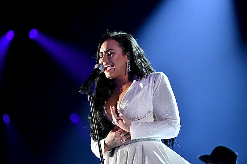 """Demi Lovato New Breakup Track """"Still Have Me"""""""