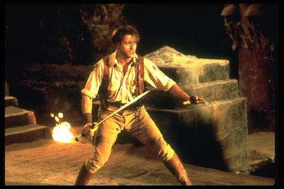 'The Mummy' on Freeform's 31 Nights of Halloween
