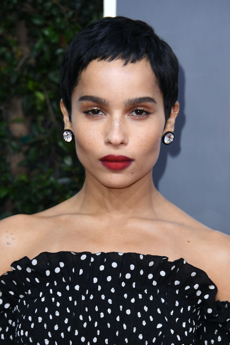 Fall 2020's hair trends are all about dramatic cuts.
