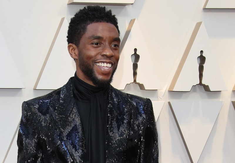 Chadwick Boseman's mother inspired him to keep his cancer diagnosis secret, according to his agent.