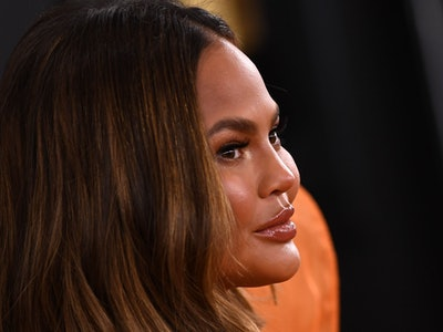 Chrissy Teigen is using Botox to treat pregnancy headaches, the model and cookbook author recently revealed on Twitter.