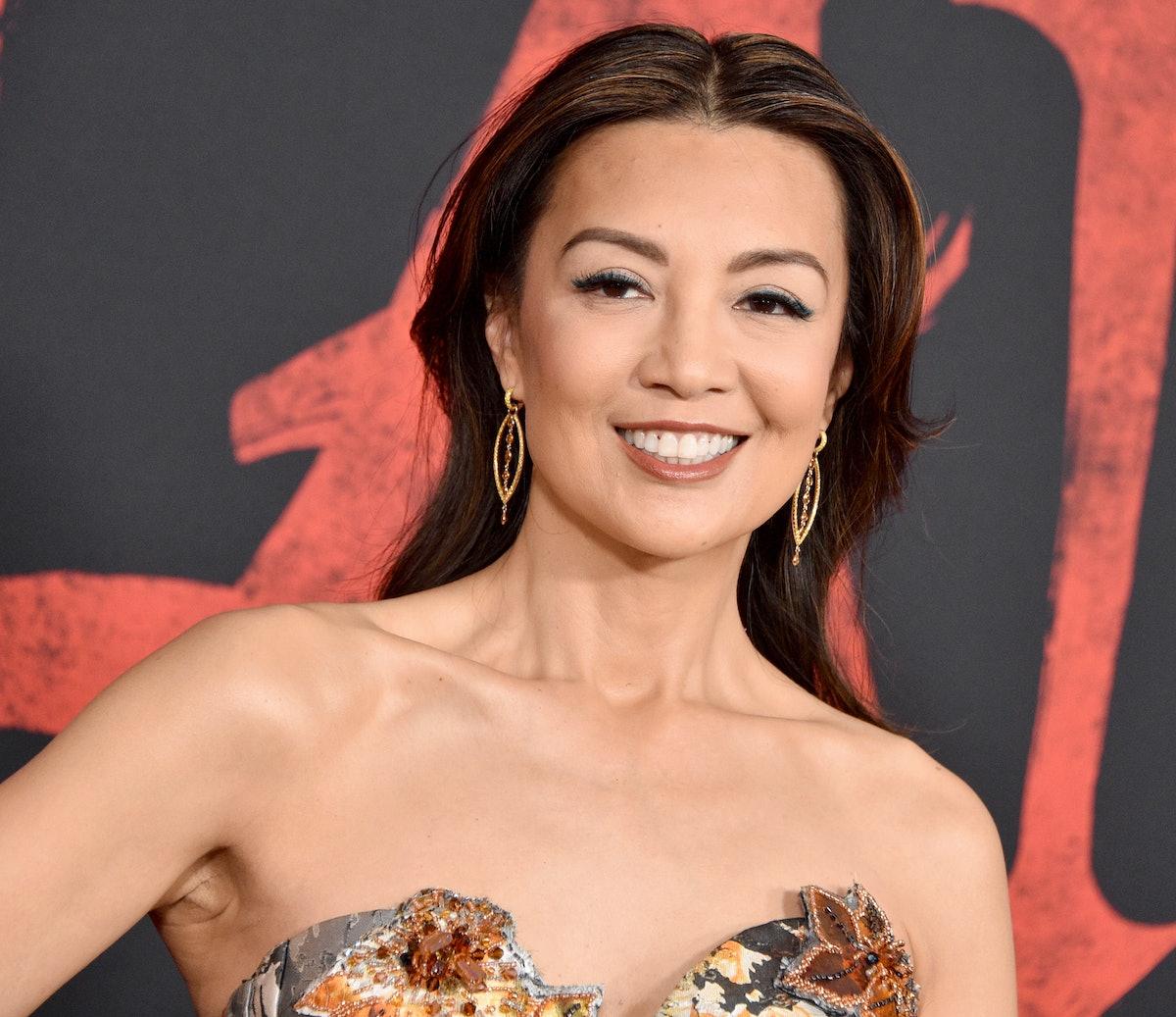 Ming-Na Wen had a cameo in Disney+'s Mulan.