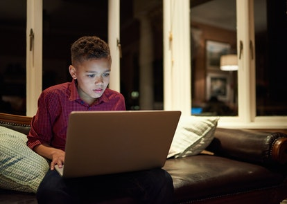 How screens will affect kids eyes depends on how frequently they take breaks and the amount of screen time they're exposed to.