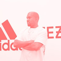 Kanye still loves Nike and Jordans, and doesn't care if Adidas knows