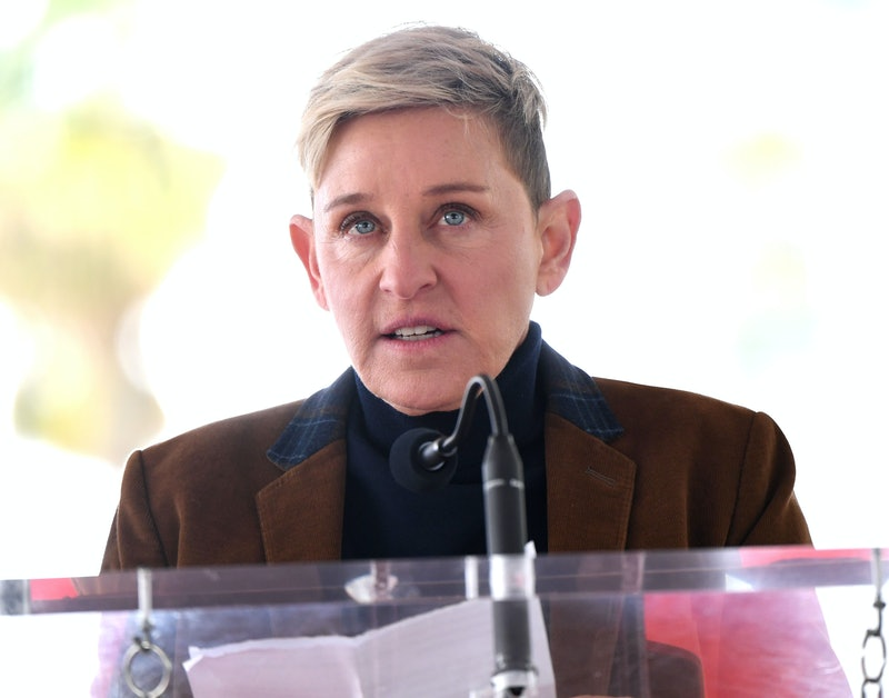 Ellen DeGeneres will address those workplace allegations on her talk show.