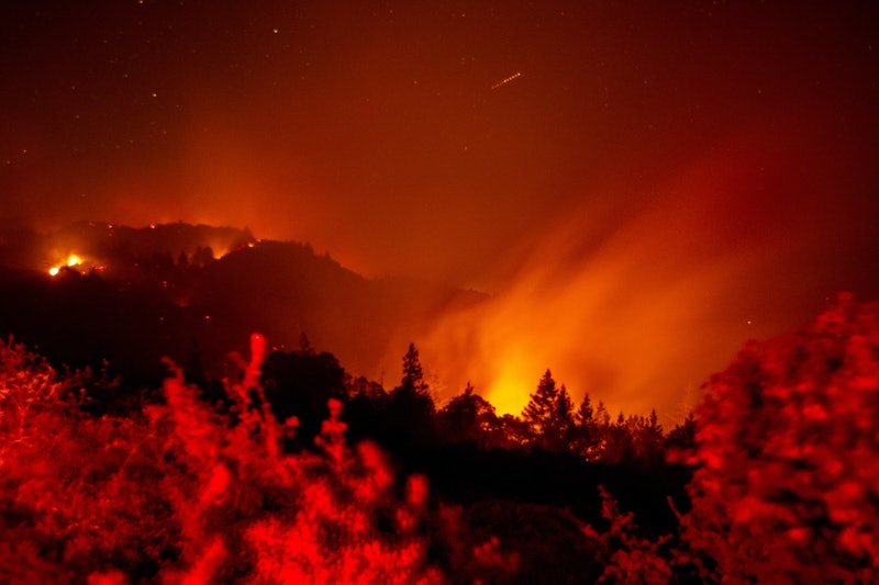 Image from the 2020 bay area wildfire. What should you take in an evacuation? Here are 10 things to have prepared.