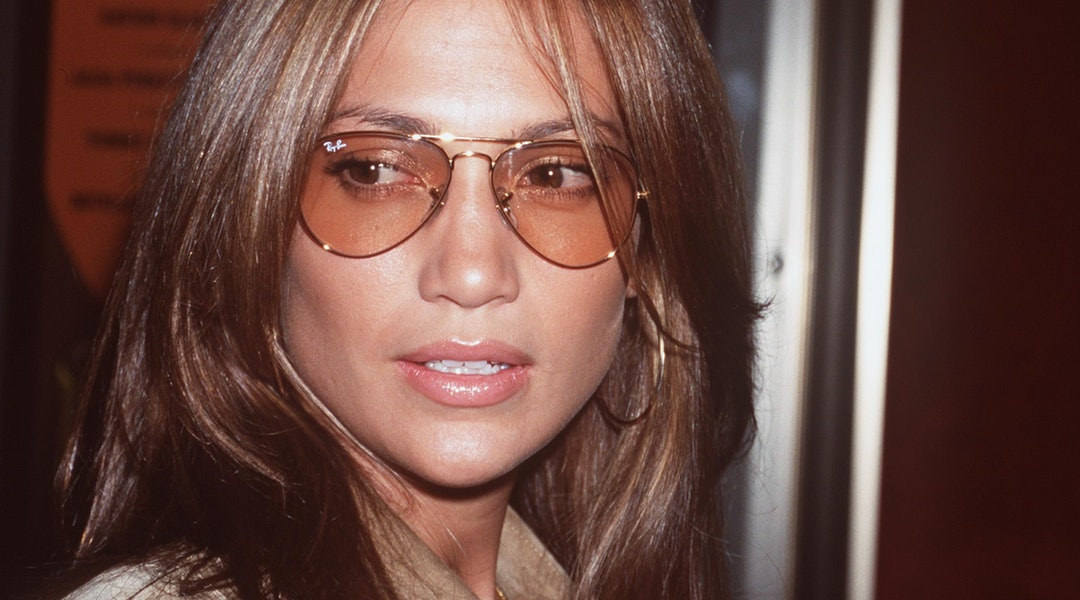 Jennifer Lopez had iconic hair throughout the 2000s (and beyond).