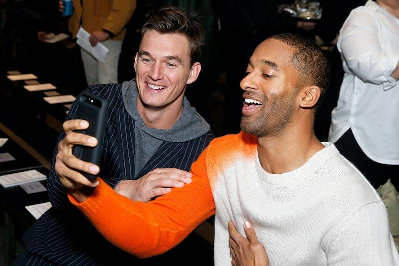Tyler Cameron and Bachelor Matt James