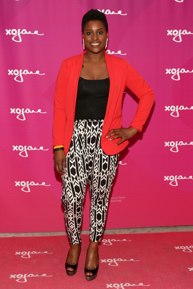 Issa Rae at the 2014 SXSW festival