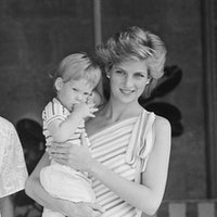 Princess Diana wanted her sons to consider other people's needs.