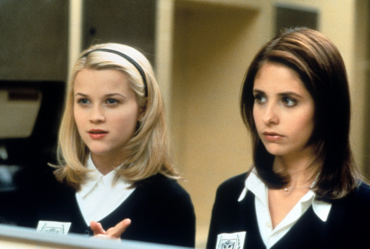 Reese Witherspoon Sarah Michelle Gellar Cruel Intentions 90s