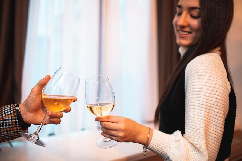 wine, date