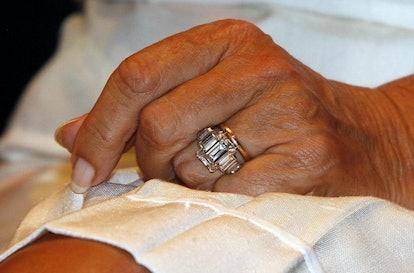 royal engagement rings camilla parker bowles
