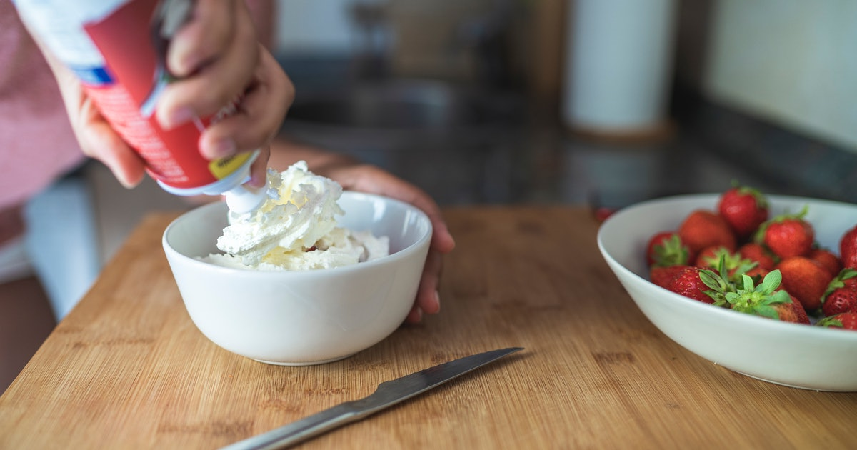 is whipped cream safe for pregnant women  flipboard