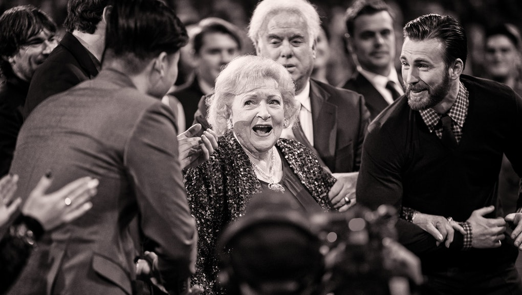 Betty White is celebrating 99 by quarantining with a pair ...