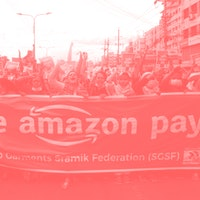 Amazon warehouse workers are gearing up to vote on unionization