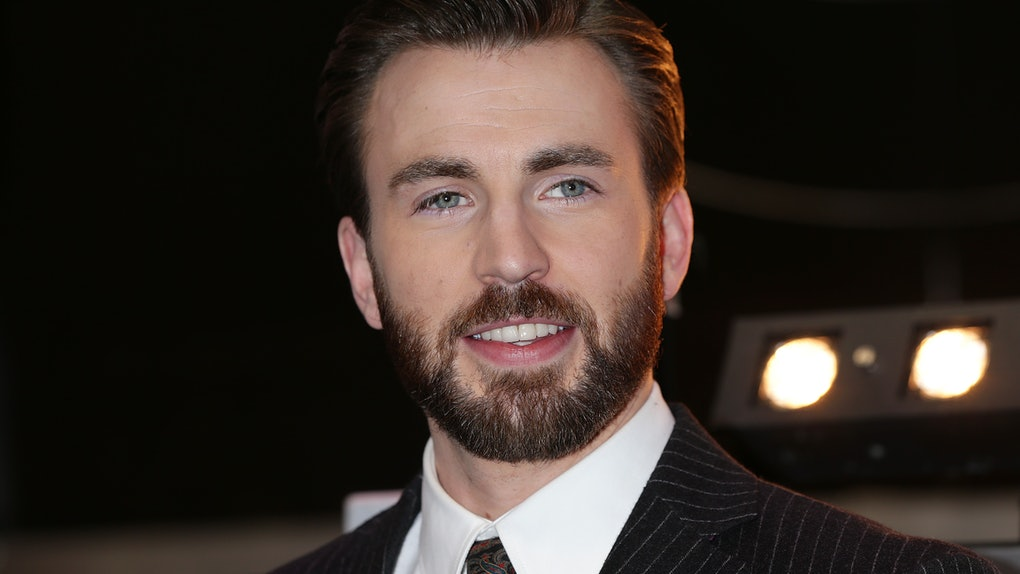 Chris Evans' response to 'Captain America' rumors isn't a great sign.