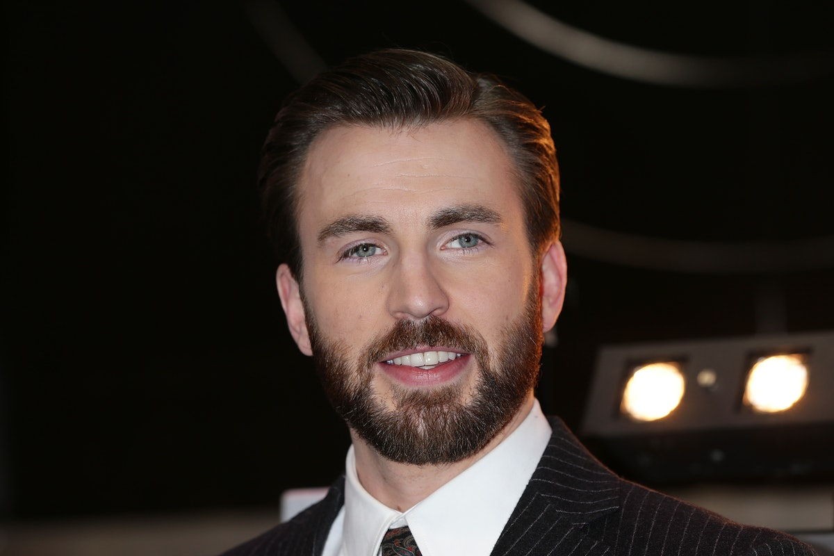 Chris Evans' response to 'Captain America' rumors isn't a great sign.