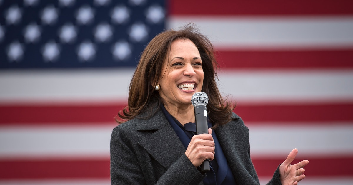Make Kamala Harris' Story Your Child's Bedtime Tale With The Rebel Girls Podcast