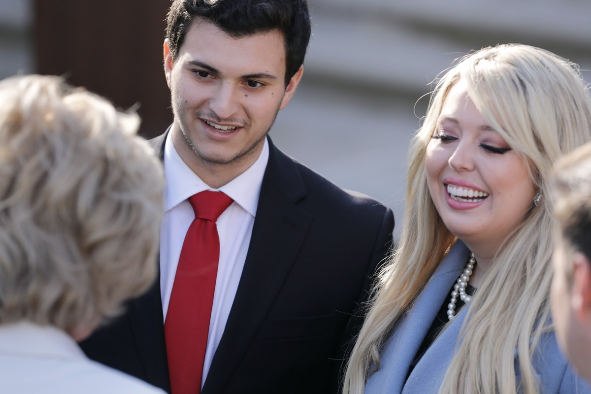Tiffany Trump announced her engagement to fiancé, Michael Boulos, on Tuesday, Jan. 19.