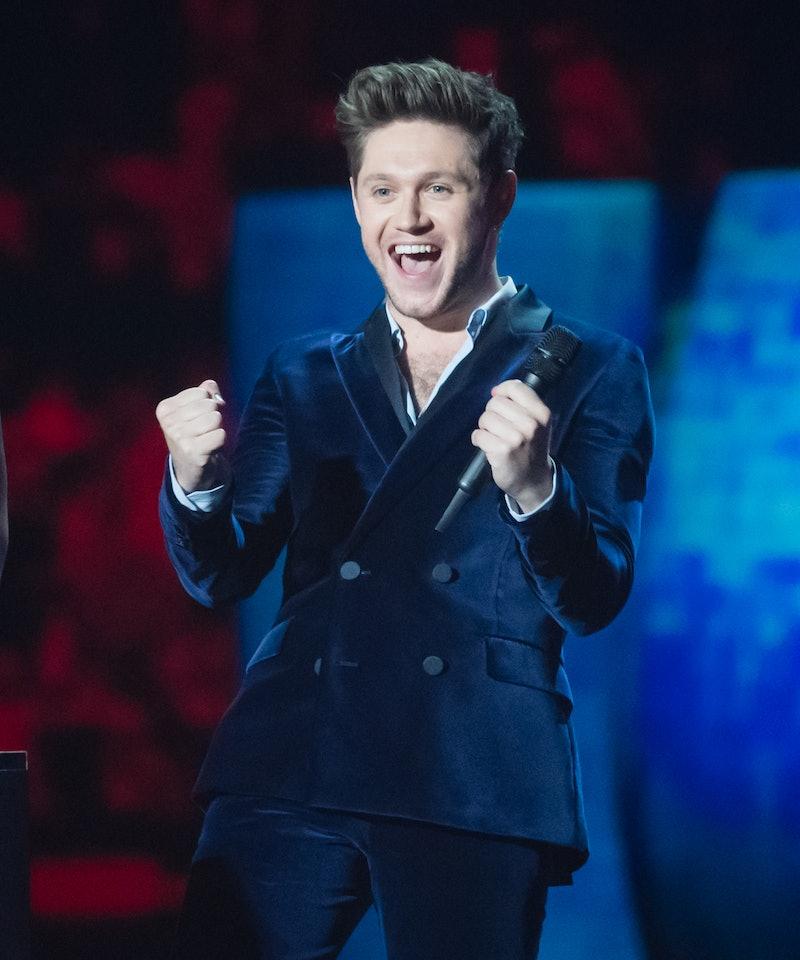 Niall Horan at The BRIT Awards 2020