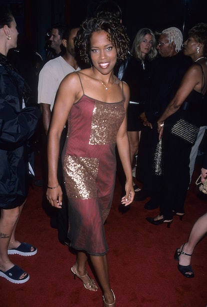 Regina King talks 'How Stella Got Her Groove Back' and her life and career at 28. Photo via Getty Im...
