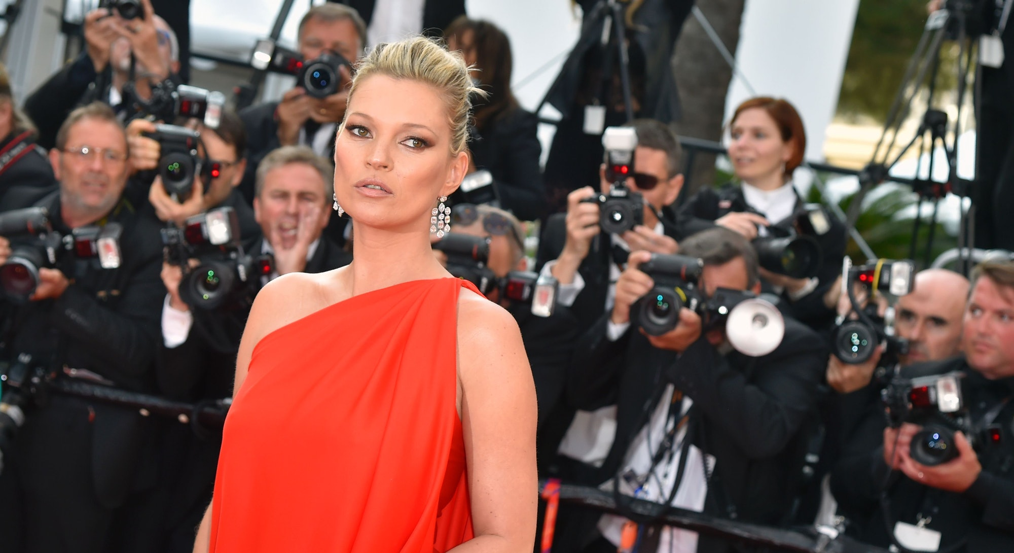 Kate Moss at the 2016 Cannes Film Festival