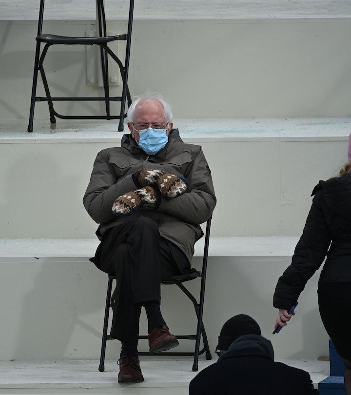 Bernie Sanders is all of our grandpa now.