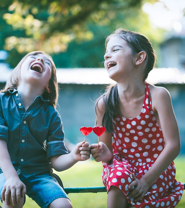 Share a laugh and a smile on Feb. 14 with these sweet Valentine's Day jokes for kids.
