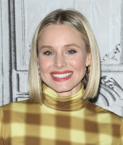 Kristen Bell is working to keep mentally healthy like so many moms.