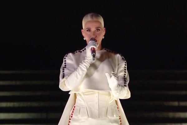 Katy Perry's Performance At The 2021 Inauguration Event