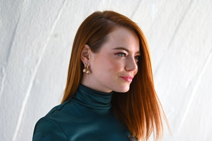 A 2020 trend of red hair is continuing for 2021.