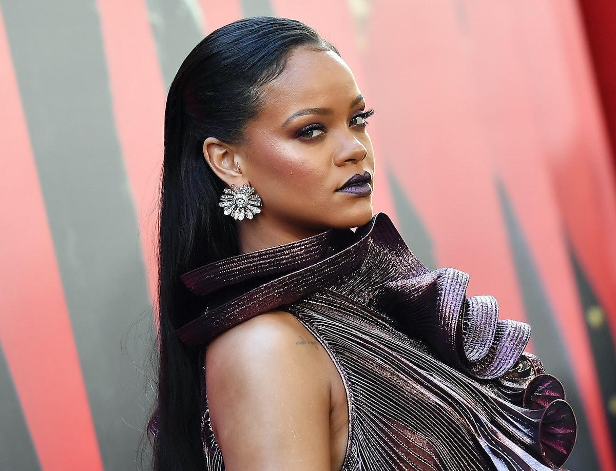 Rihanna Best Dressed