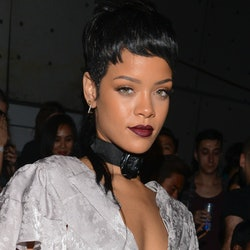 Rihanna's modern take on the '90s-style mullet looks so good and proves the 'do is making a comeback.
