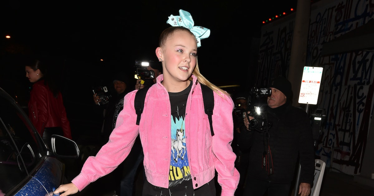 Parents React To Jojo Siwa S Coming Out With Messages Of Support