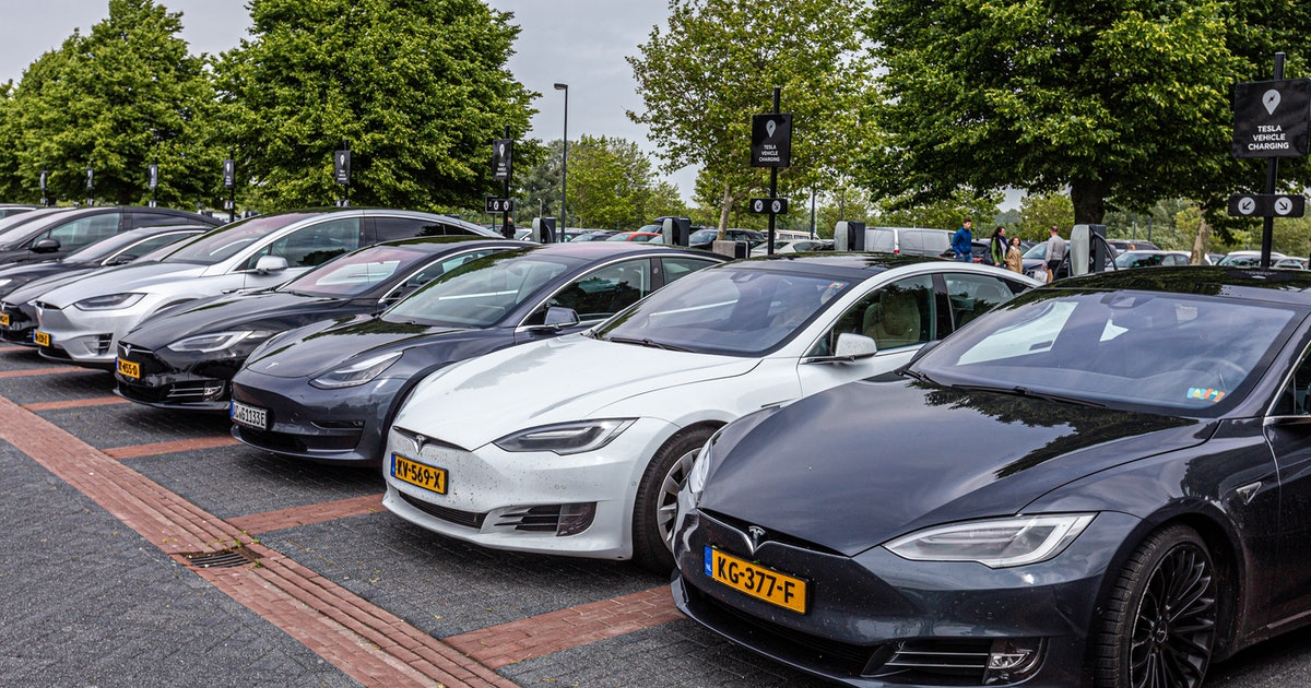 Most EV owners have no plan to buy another gas-guzzler