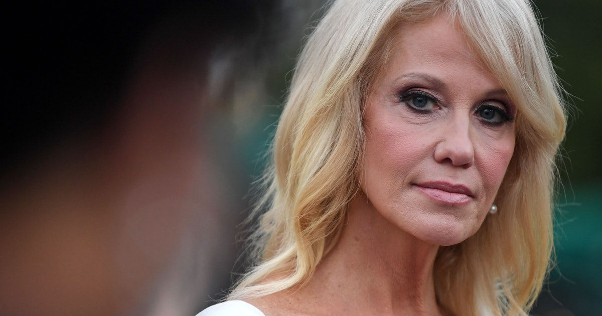 Claudia Conway Responded After Kellyanne Allegedly Posted A Topless Photo Of Her