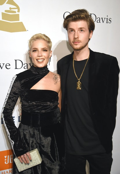 Halsey and Lido. Photo via Getty Images