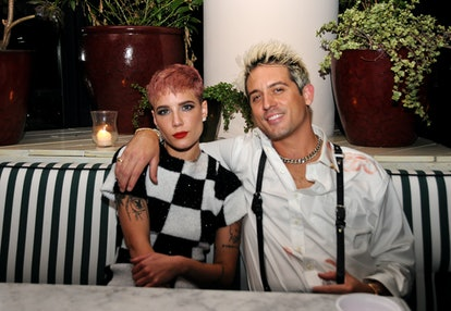 Halsey and G-Eazy. Photo via Getty Images